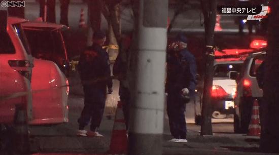 日本福岛县一男子遭枪杀 妻子和其通话时发觉异常