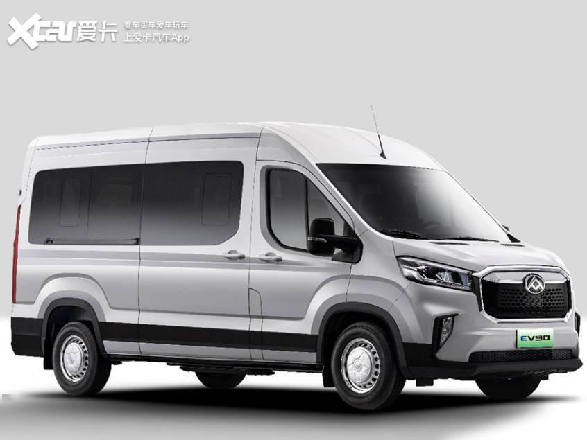 """汽车大同MAXUS宽体轻型客车产品将再次""""四箭齐发"""""""