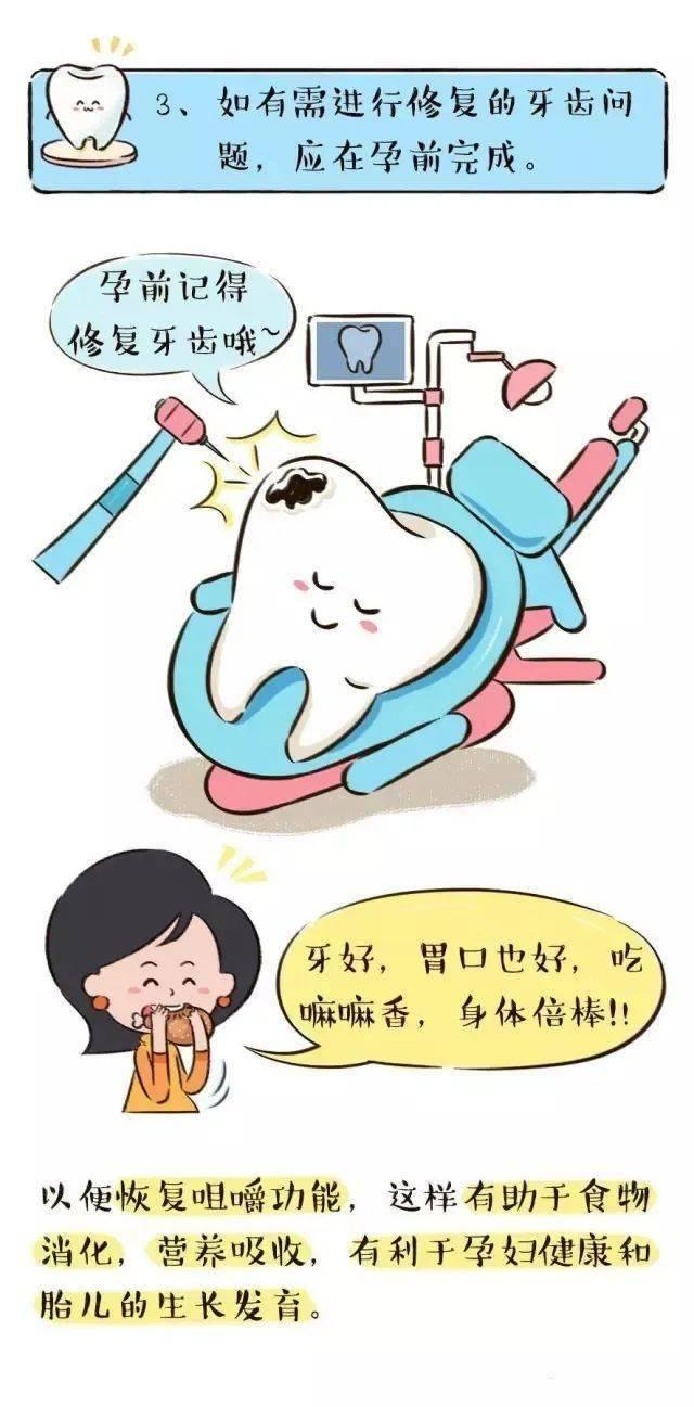 【口腔科普】准备怀孕前也要做口腔检查,你知道吗?  第8张