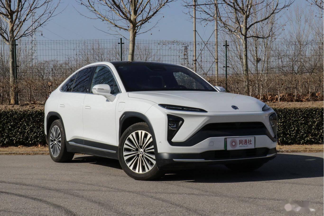 三款車型均入圍 蔚來1月霸榜純電SUV市場