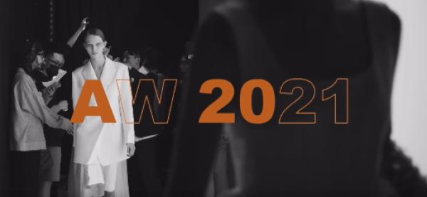 AW2021上海时装周将于4月6日至13日举办