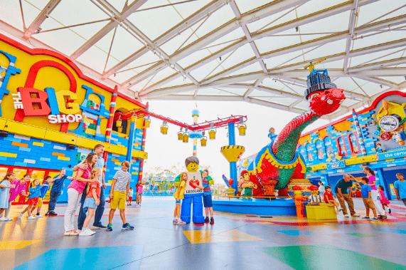 2024年初正式开园!上海乐高乐园度假区预计年内开工建设