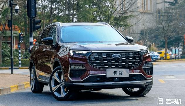 另一款外观精致、运动风格的7座中大型SUV将于上半年推出