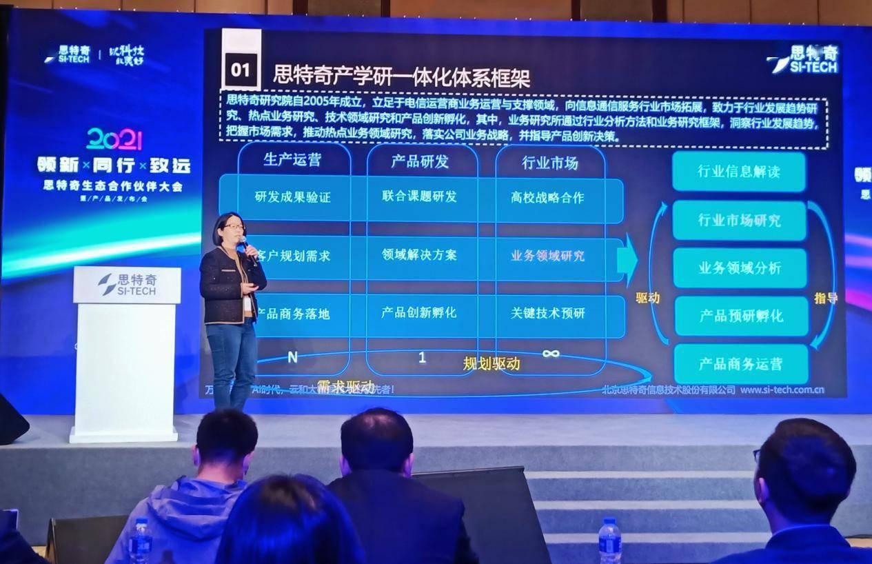 思特奇闪耀MWC 2021上海展:以科技 致美好 赋能数字化转型