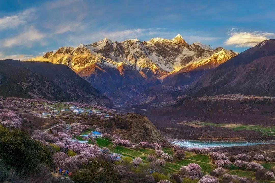 3月西藏寻春,十里桃花,大美林芝