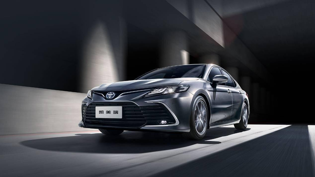 丰田新凯美瑞正式上市,售价17.98万-26.98万元