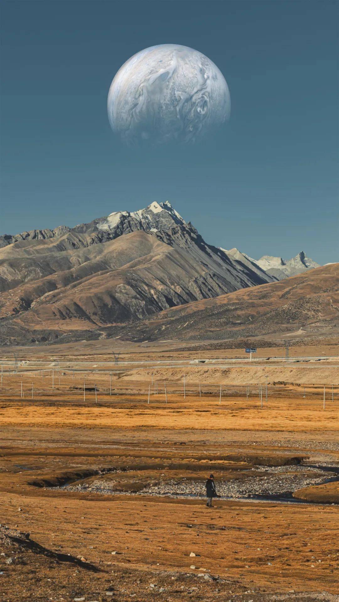 阿里环线,这才是西藏最美的天路