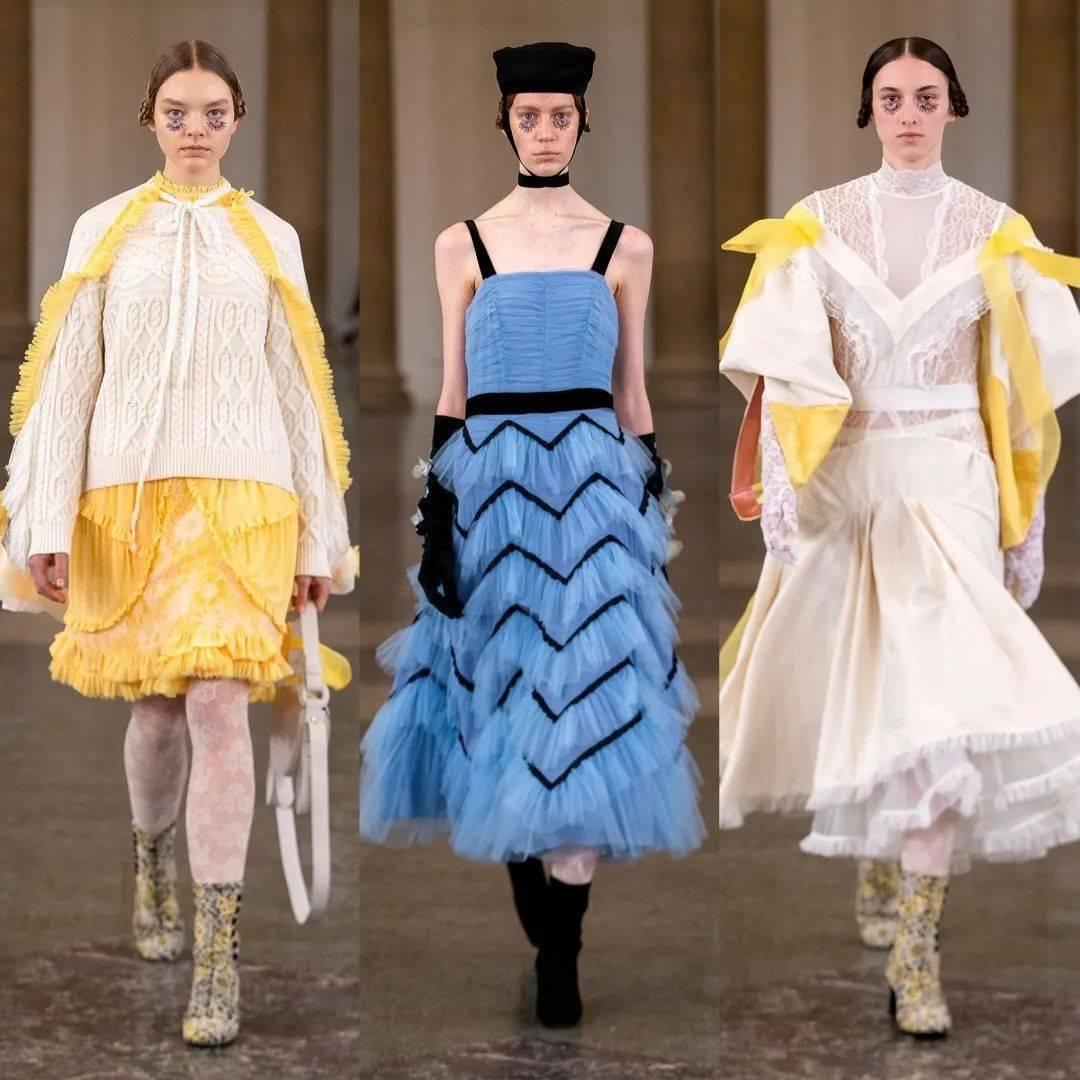 2021春夏伦敦时装周精选秀场盘点!(看这一篇就够了)