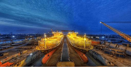 总收入148.41亿元,杨紫茳造船集团2020年的业绩与航运业持平