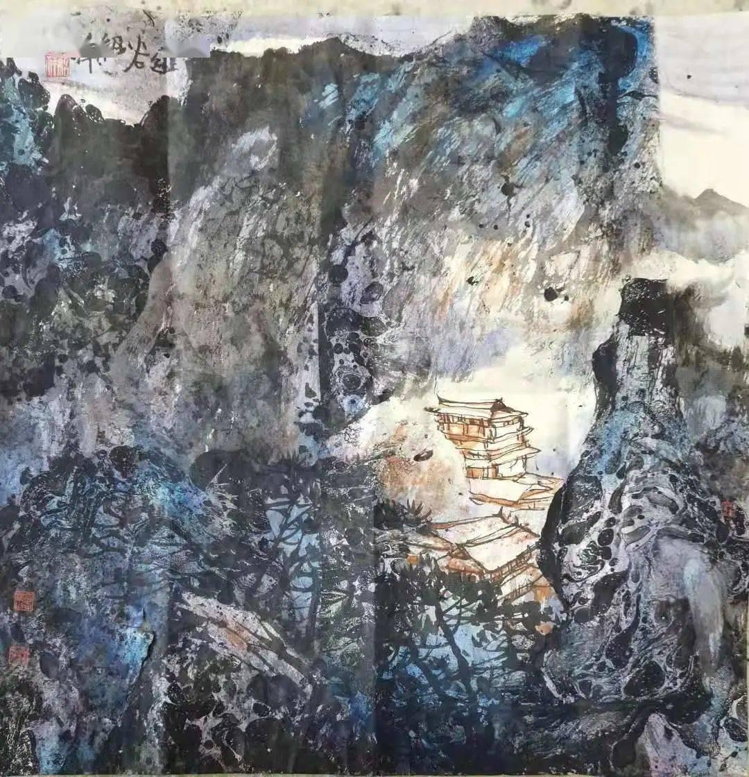 线上展   2021年上海书画院新春作品系列展