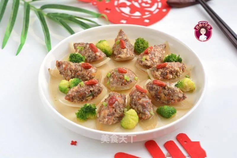 【快乐厨房】洋葱酿肉