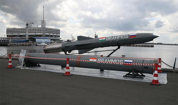 """菲印签署国防合作协议:菲律宾拟购买印度制""""布拉莫斯""""导弹"""