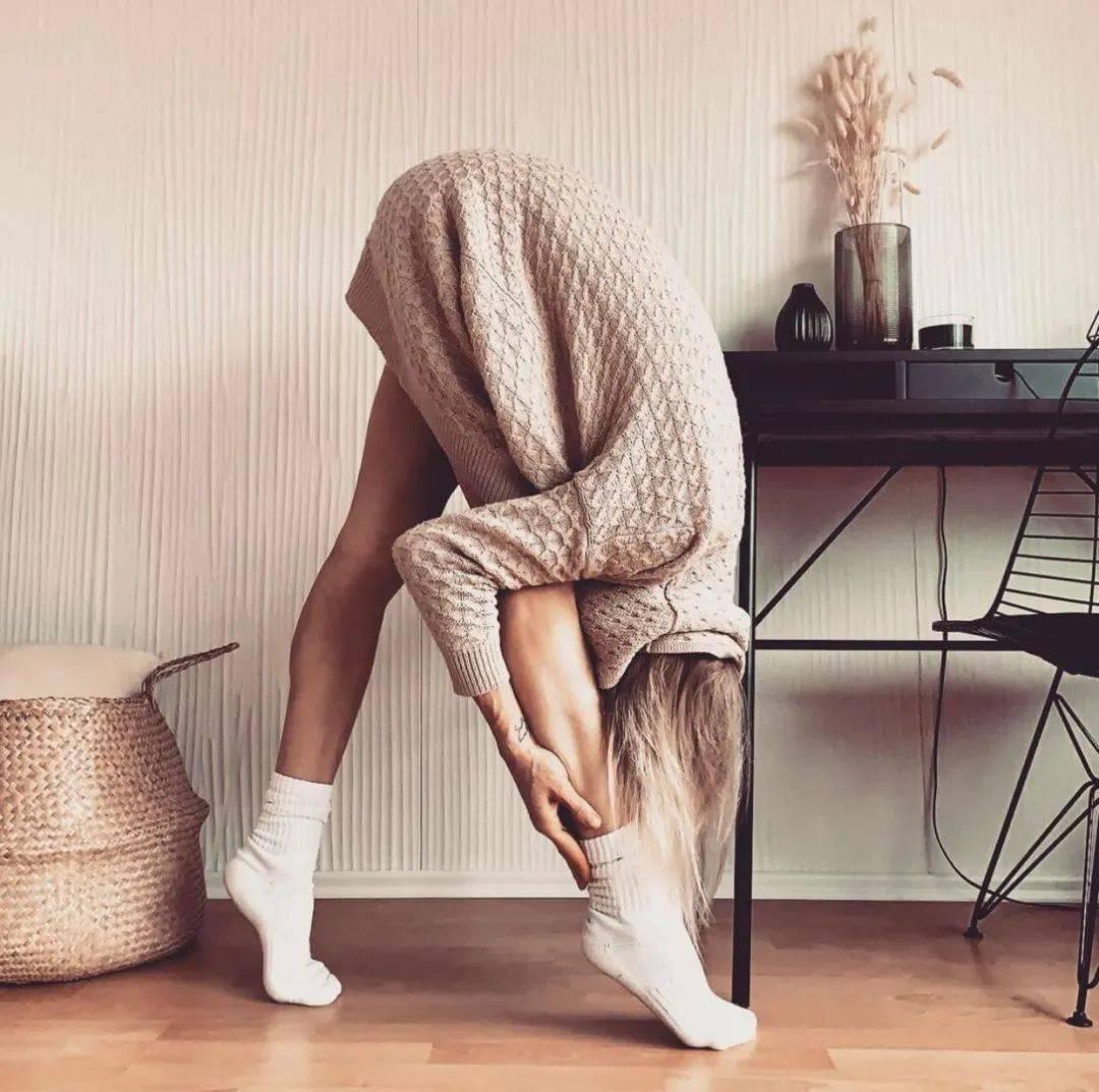 女性小腹难减、腿粗的元凶是?看完这篇文章你就懂了!(附瑜伽序列)