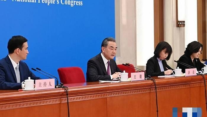 王毅:中国愿与国际奥委会合作,向参加奥运会的运动员提供疫苗