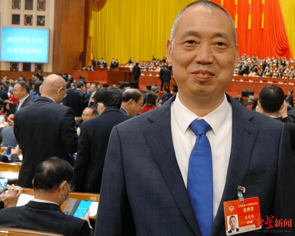 全国政协委员、明宇集团董事长张建明:希望扶持企业的政策继续下去