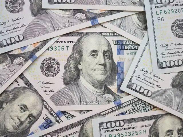 国际原油继续上涨,美元大幅反弹,市场风险上升