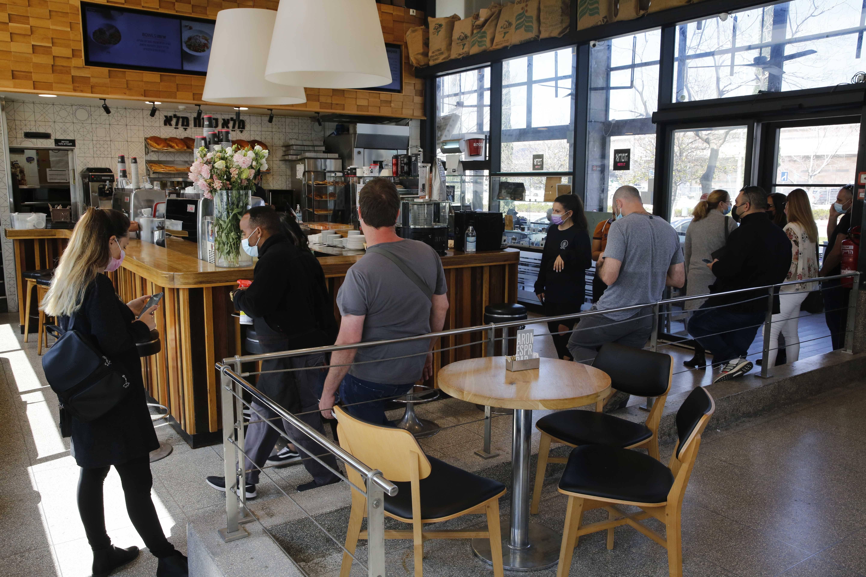非洲饭店和咖啡厅恢复营业