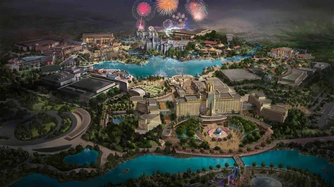 2021新开酒店:一场最佳景观争霸赛