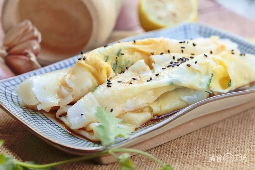 广东人最爱の早餐,比优乐平台登录蛋饼好吃,比凉皮简单!