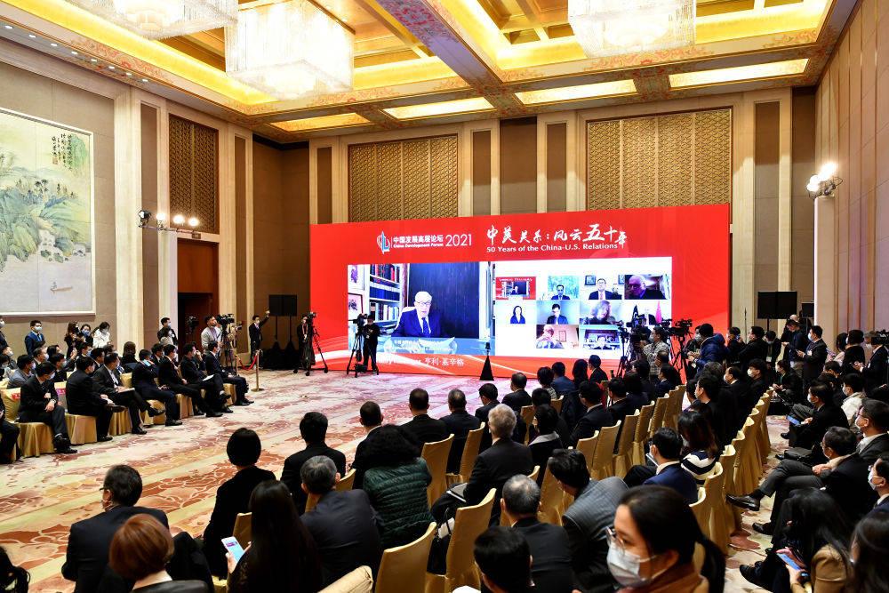 """外交关系最前座丨""""中国与美国积极主动的合作关系很重要"""""""