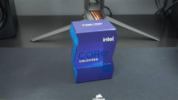 Intel 11代旗舰i9-11900K提前到手!波浪形包装盒吸睛的照片 - 6