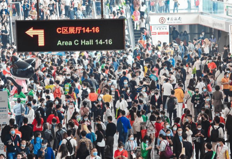 广州会展业开场优良展览会总面积超上百万平方米