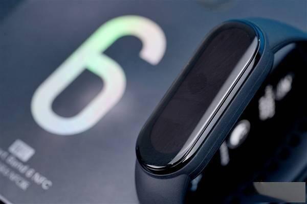 跑道全面屏!小米手环6首发图赏:显示面积增加50%的照片 - 3