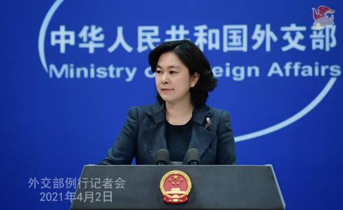 """美国与菲律宾讨论""""大量中国船只在牛轭礁附近聚集"""",我外交部回应"""