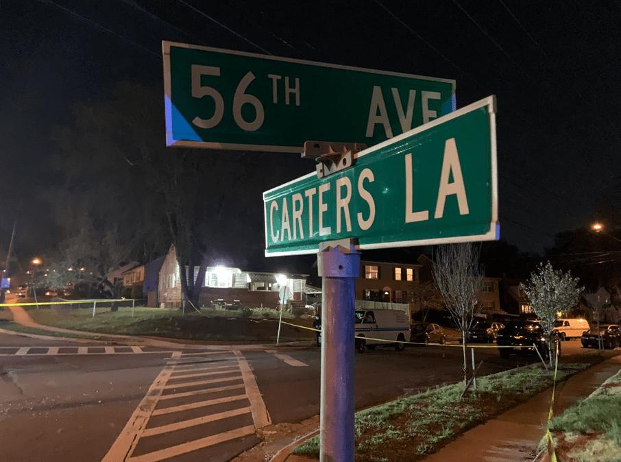 美国马里兰州连续发生枪击案,已有四人死亡