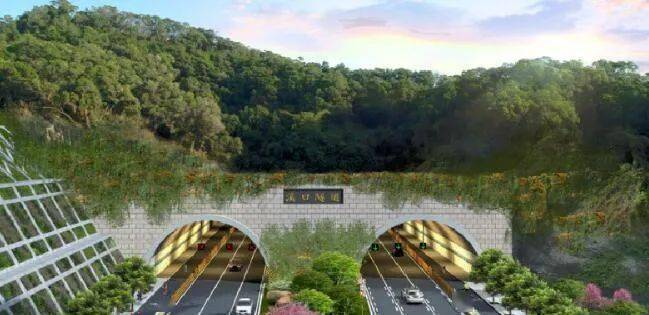 今年6月前通车!金鸡山再添一条新隧道!华林路直通东二环!  第2张