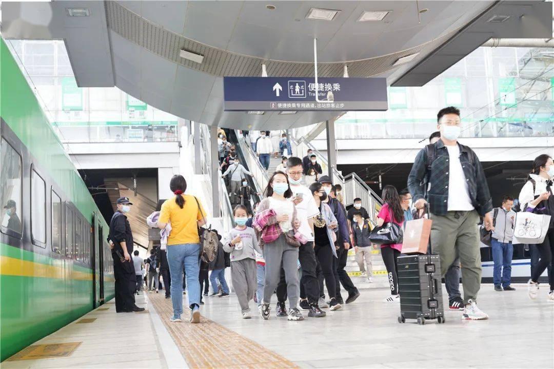 创今年以来最高纪录!清明假期首日昆明局集团公司发送旅客27.3万人