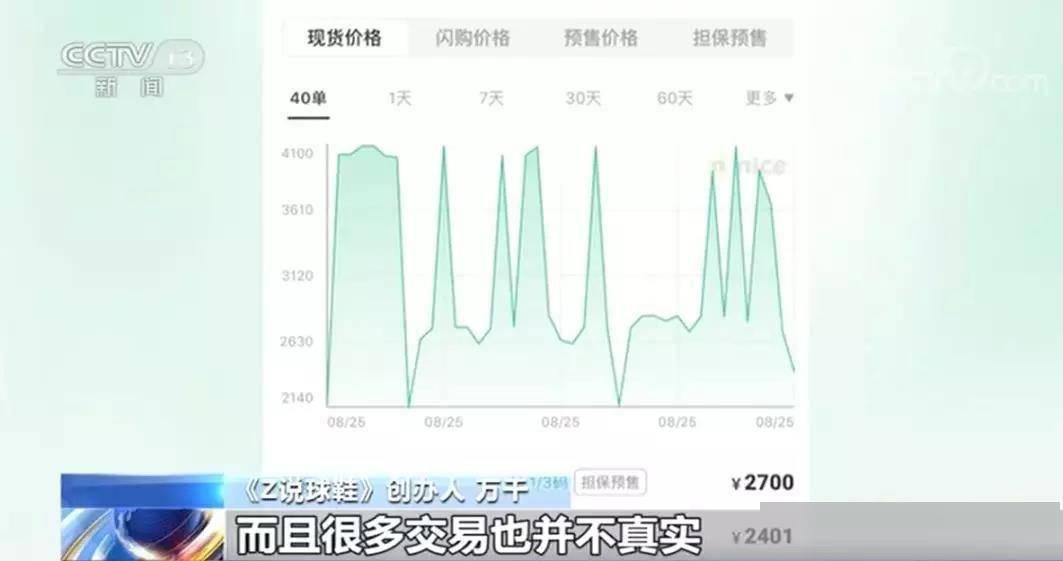 """国产鞋原价1500炒到49999?""""炒鞋""""当心""""鸡飞蛋打""""的照片 - 8"""