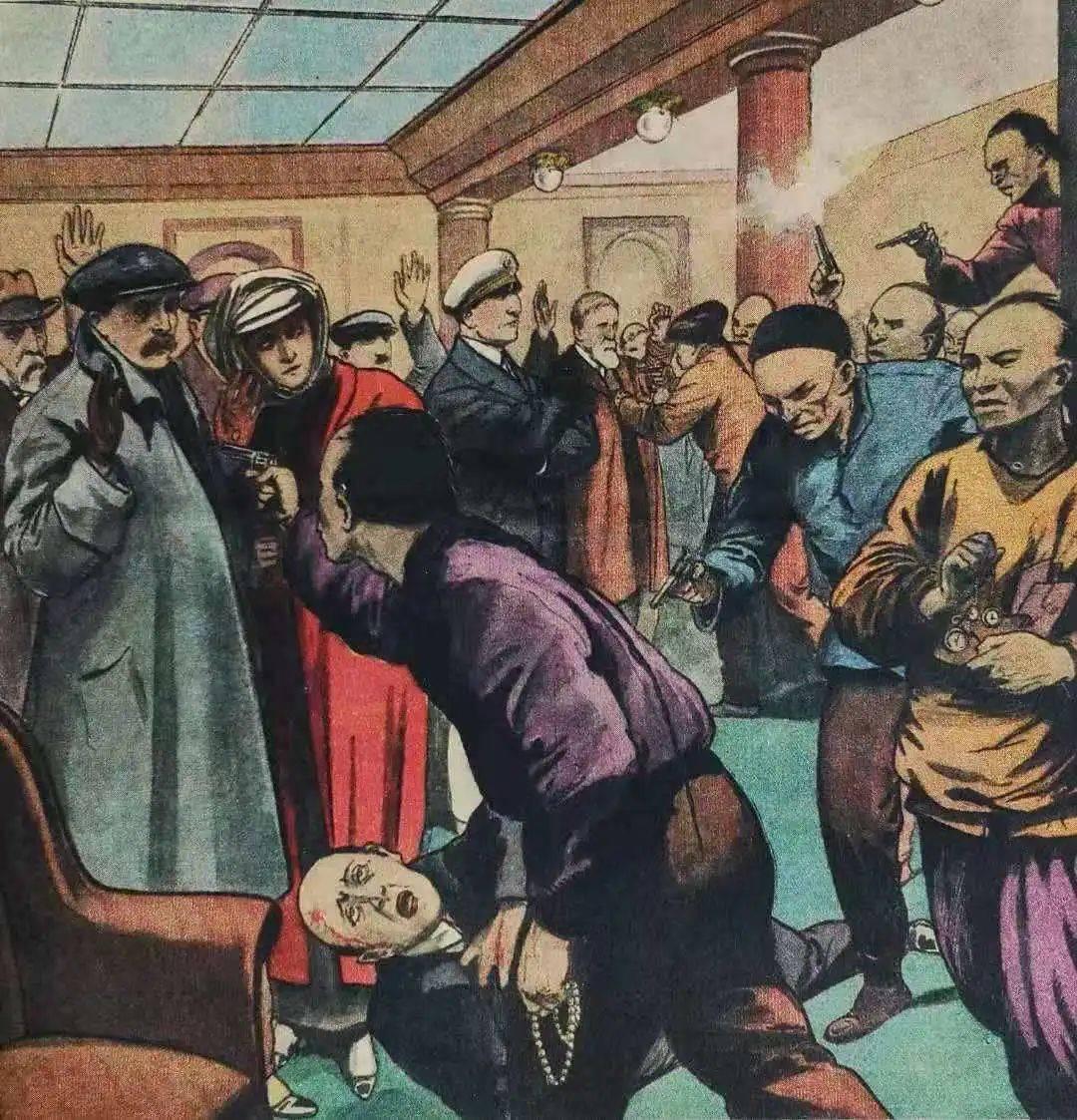 杀人如麻:华人在美国的狠人往事