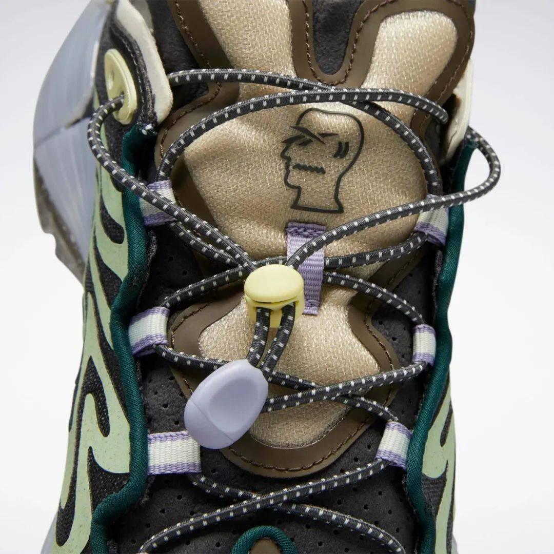 脑死亡 x Reebok新联名球鞋实物提前泄露 确认将限量发售! 爸爸 第6张