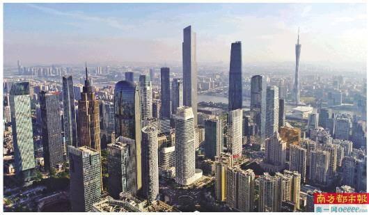 广州楼市3月成交110万方!同比涨了7成