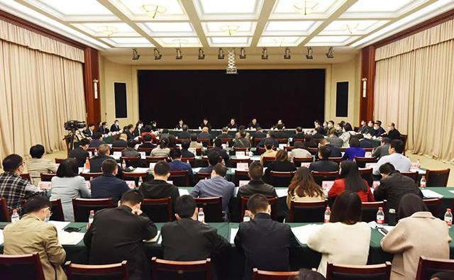 2021年第一次立法工作推进会召开