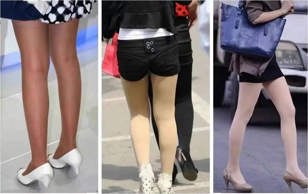 穿好丝袜,是每个女人的基本功。