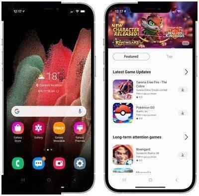 """三星推出""""iTest"""",让用户在iPhone上试用Galaxy手机  第2张"""