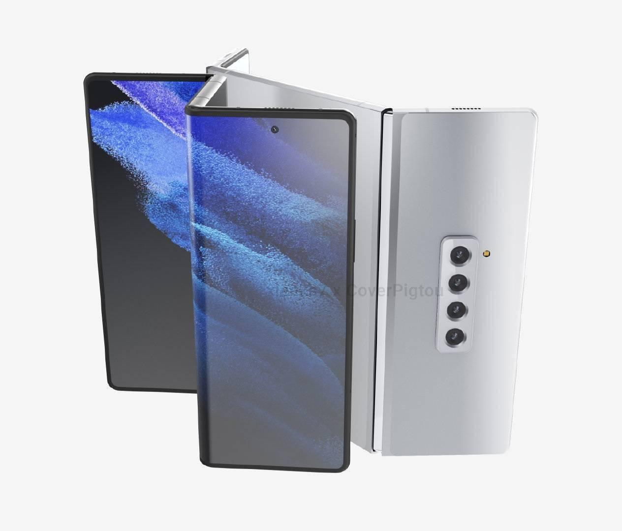 三星 Galaxy Z Fold 3 正在开发固件,将搭载骁龙888处理器及OneUI 3.5