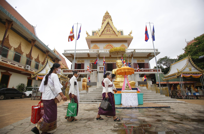 疫情下的柬埔寨新年