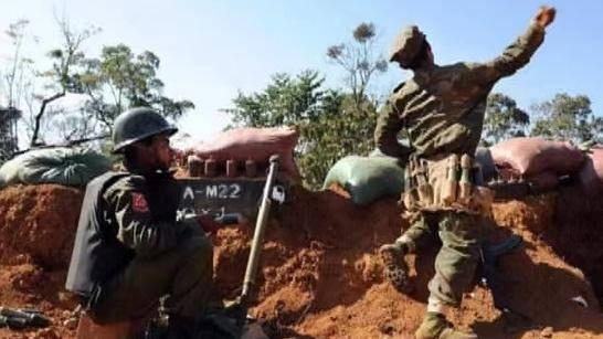 缅甸克钦独立武装与政府军持续冲突