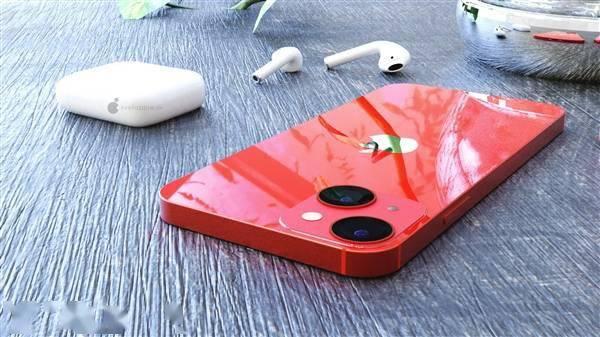 iPhone 13 mini高清渲染图:刘海更下、屏占比更高的照片 - 8