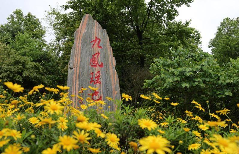 """重庆的""""小九寨"""",市区隐秘的净土!"""