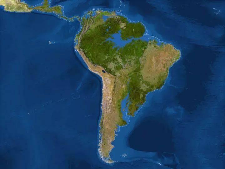 【地理视野】地理老师没有给你讲过这些罕见地图,因为可能会颠覆你的世界观  第37张