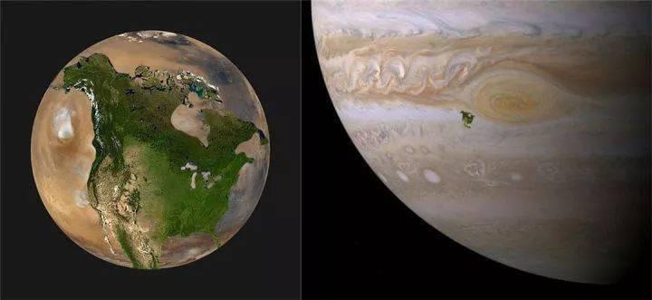 【地理视野】地理老师没有给你讲过这些罕见地图,因为可能会颠覆你的世界观  第12张