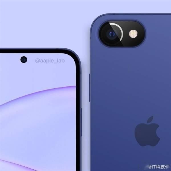抄袭小米?iPhone SE 2022外形曝光:打孔屏+天使眼后摄