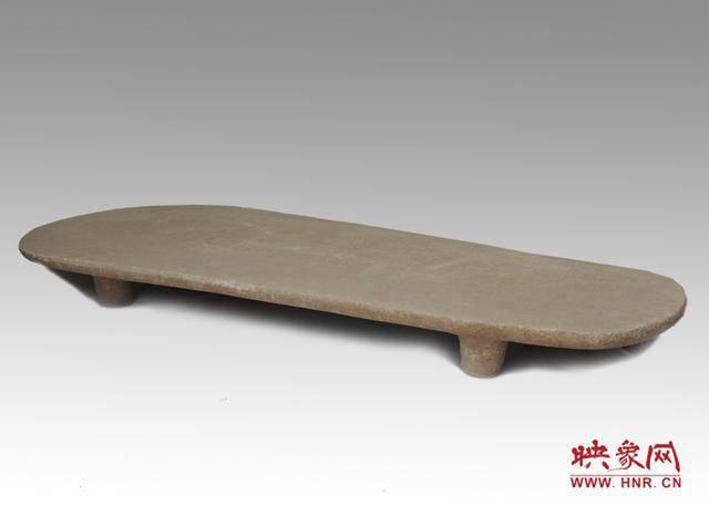 堪称 华夏第一石磨盘,也是周口作为农耕文化发祥地的实物见证