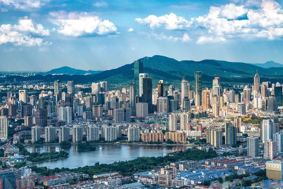 南京的gdp_举全省之力发展的万亿GDP城市合肥未来的隐忧