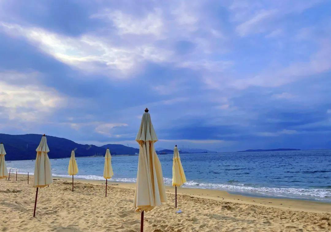 广州周边小众宝藏海滩!日落绝美,快带TA来一场浪漫的海边约会!