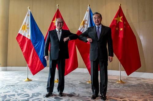 菲外長用粗話指責中國,杜特爾特:中國是我們恩人,不能無禮_菲律賓